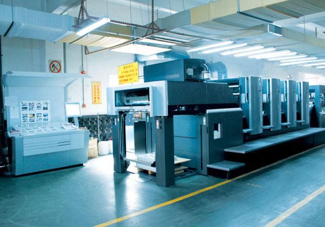 海德堡CD102印刷机