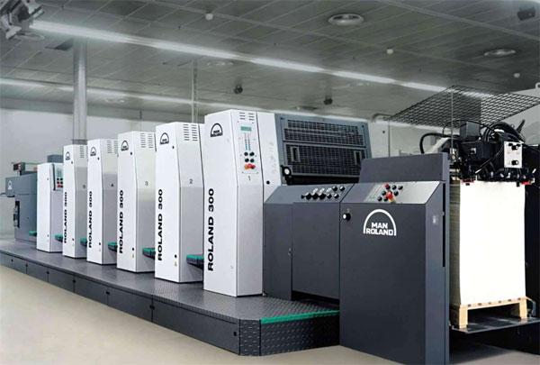 罗兰印刷机