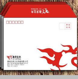 天津哪里能印刷信封